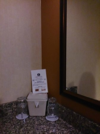 Best Western Suites Near Opryland: Eco-friendly bathroom