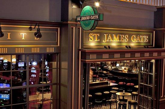 St James Gate Irish Pub Amp Carvery Bethlehem Menu