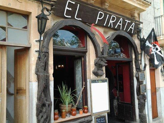 EL PIRATA : Ambiente Original...