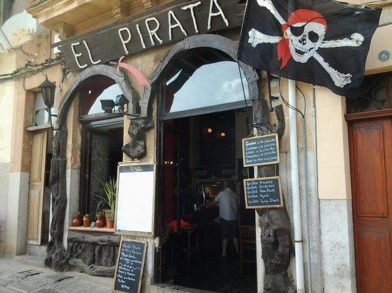 EL PIRATA: Casa de los Piratas...