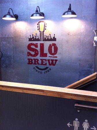 Slo Brew Company: Great Logo