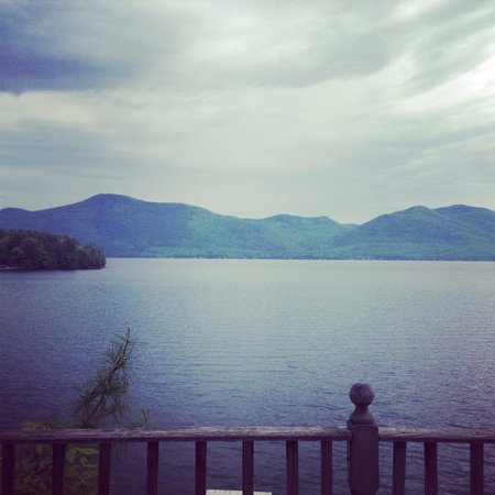 The Lodges at Blue Water Manor: Gorgeous view