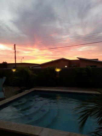 La Boheme Aruba: Sunset la boheme
