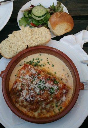 Fellini Stromso: Lasagne
