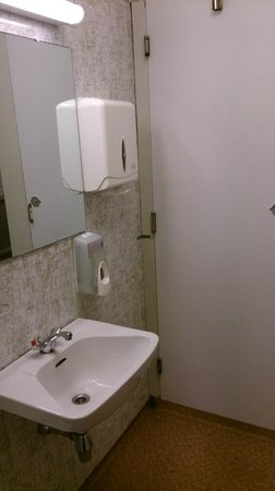 Fellini Stromso: Toalettet