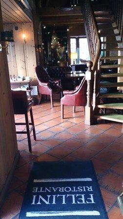 Fellini Stromso: Lokalet