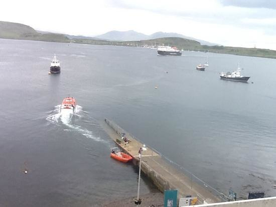 Regent Hotel: Ships, ferries, boats, yachts; life on the ocean wave, Oban