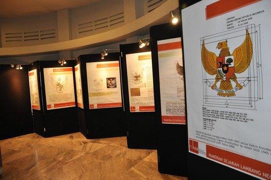 Musée de la conférence afro-asiatique : Museum