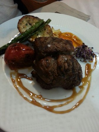 El Forn Restaurante : Solomillo