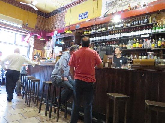 Taberna Alhambra: il locale