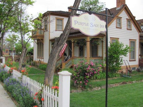 Purple Sage Inn - May 2014