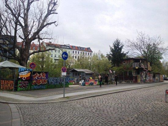 Alternative Berlin Tours: the tree house