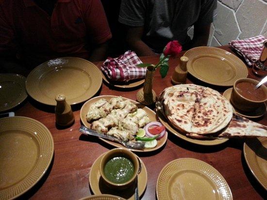 ITC Grand Chola, Chennai: beshawer restaurant
