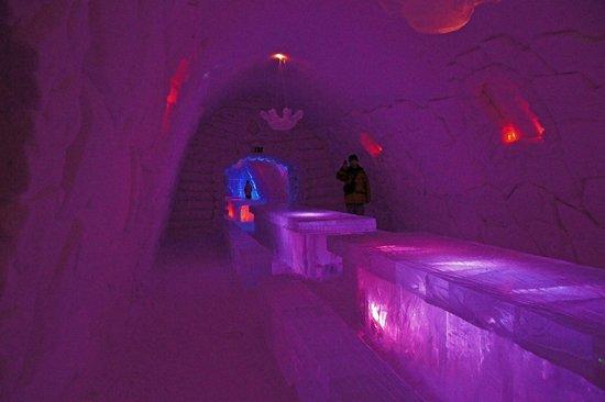 Lapland Hotel Saaga : Snow/Ice Hotel, Lainio