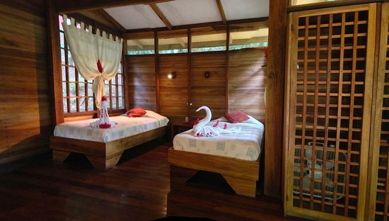Samasati Retreat & Rainforest Sanctuary: First floor of Bungalow