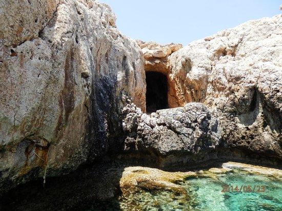 Aphrodite II - Summer Line Cruises: Cave