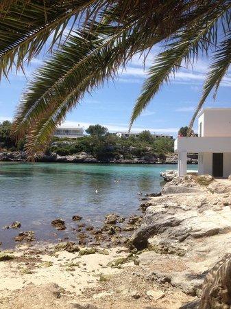 Zafiro Menorca: Nice beach