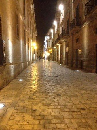Zafiro Menorca: Ciutadella at night