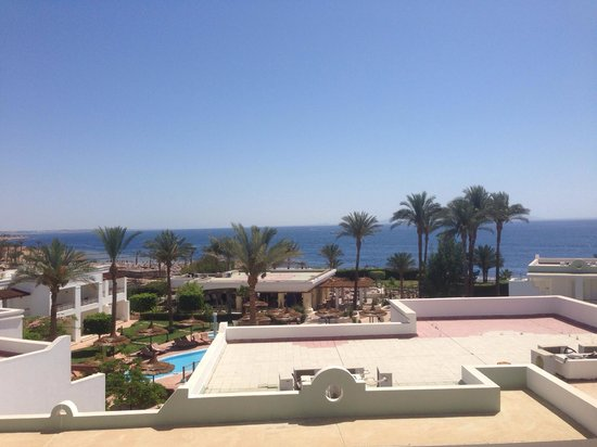 Renaissance Sharm El Sheikh Golden View Beach Resort: View from 5007