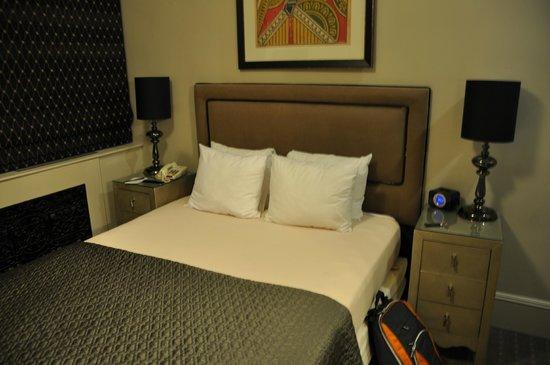 Seton Hotel: habitacion
