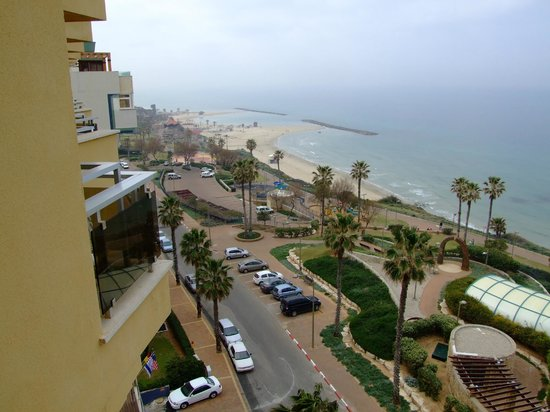 King Solomon Hotel: View from 6th floor