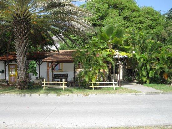 Le Taitu: Exterior of Restaurant