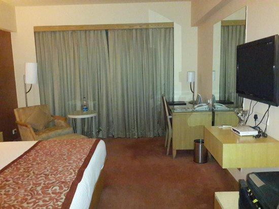 Pride Plaza Hotel Ahmedabad: Room