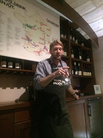 O Chateau - Wine Tasting: wine tasting at O'chateau
