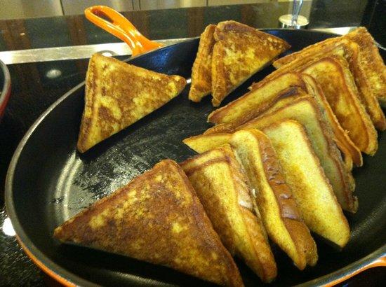 Hyatt Place UC Davis : French Toast