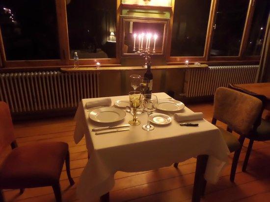 Los Juncos - Lake House: Cena