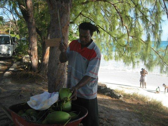 Enterprise (Miami) Beach: Coconut Chris