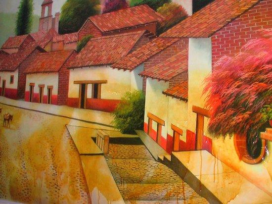 mexican wall murals www imgarcade com online image arcade wall murals mexican hacienda pixersize com