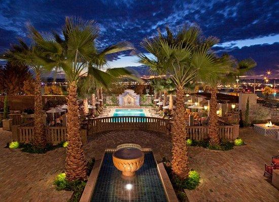 Hotel Encanto de Las Cruces: Beautiful Pool