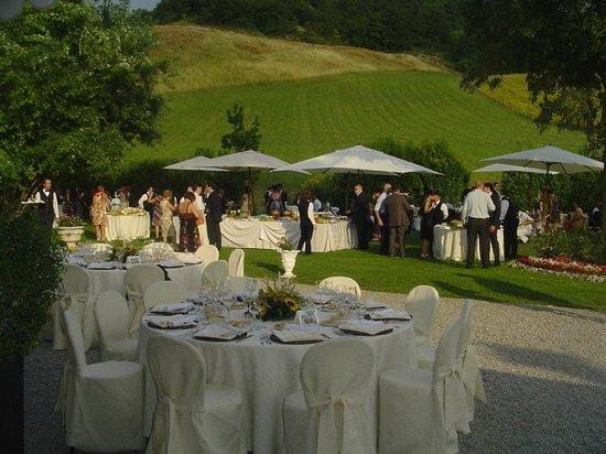 Fortunago, Italy: Evento Nuziale