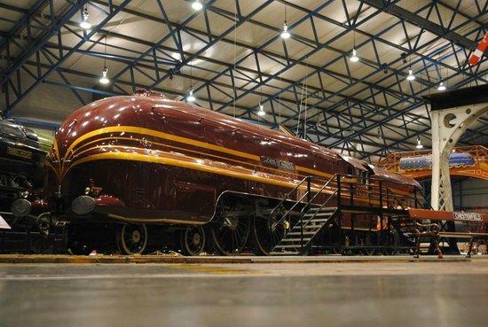 National Railway Museum: Duchess of Hamilton
