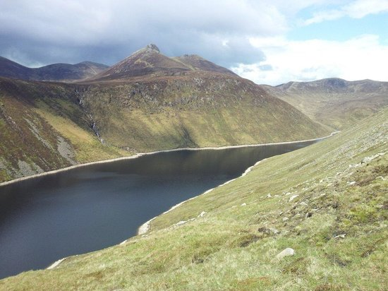 Silent Valley and Ben Crom Reservoirs: Stunning Views