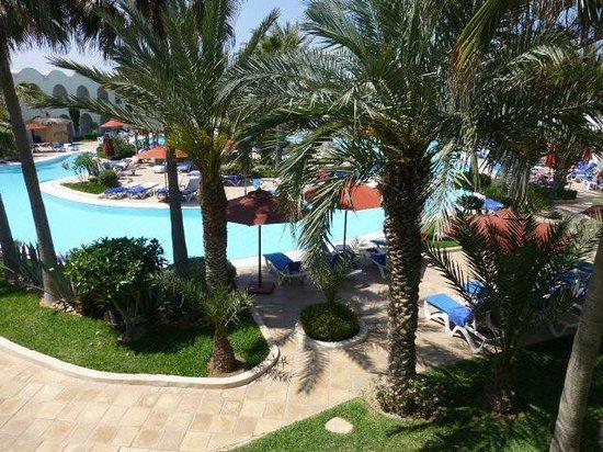 SENTIDO Djerba Beach : prachtig uitzicht!