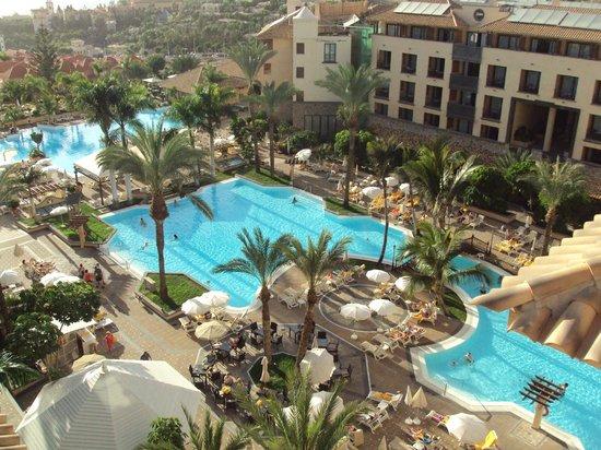 Costa Adeje Gran Hotel: dall'attico solarium