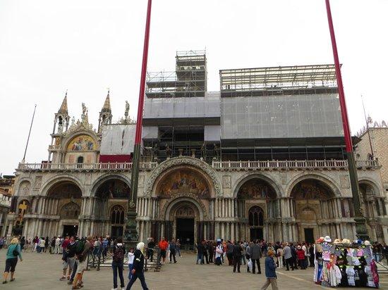 Basilique Saint-Marc : The Basilica