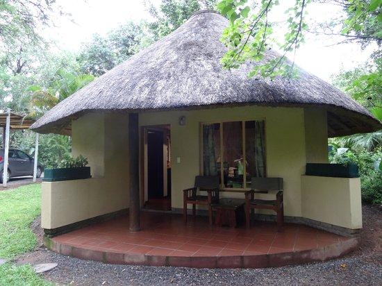 Sefapane Lodge and Safaris: de lodges zien er allemaaal fraai en schoon uit