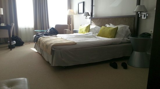Elite Palace Hotel Stockholm: Bedroom