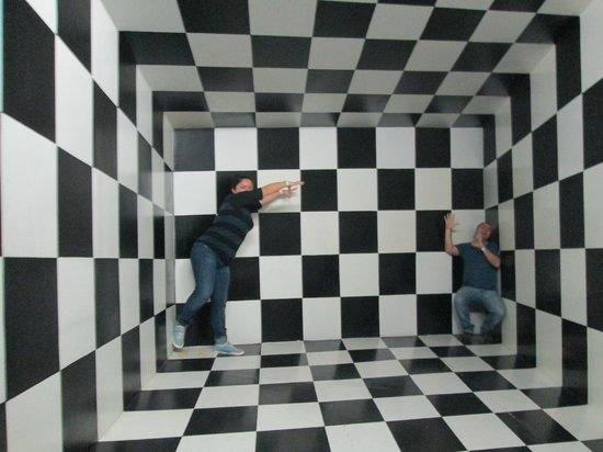 Parque Explora: juegos de mente