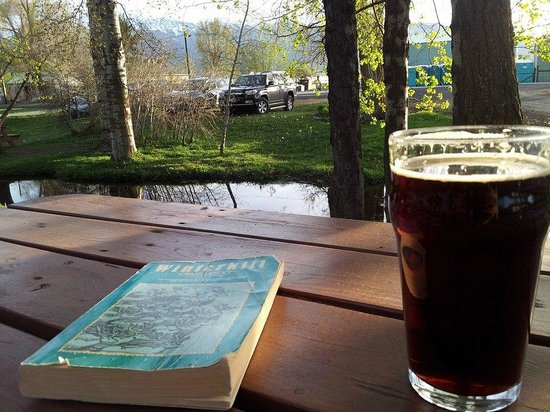 Terminal Gravity Brewery & Pub: Life is good in Oregon.