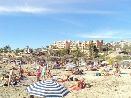 GF Gran Costa Adeje: playa del duque