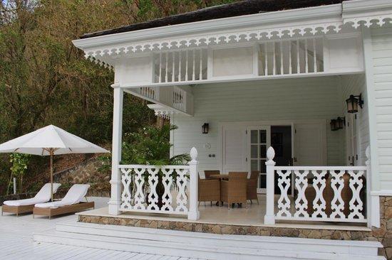 Sugar Beach, A Viceroy Resort: villa/bungalow