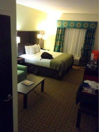 Holiday Inn Sarasota - Airport: View into king room