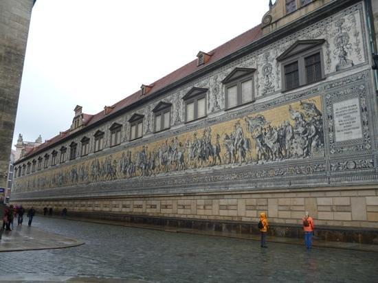 Fürstenzug: Procession of Princes