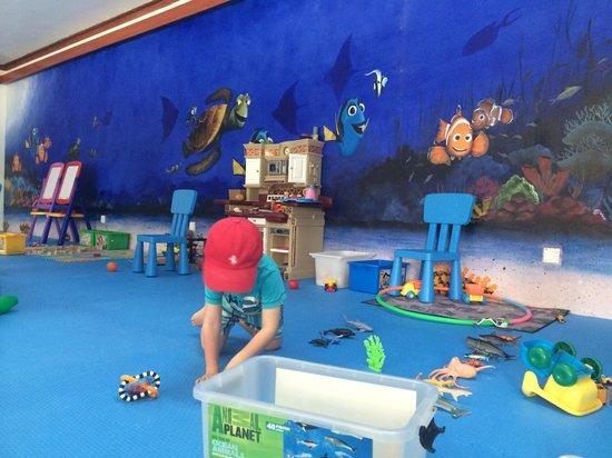 Kurumba Maldives: Kids club !! Super pour les petits ;-)