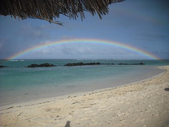 Sands Suites Resort & Spa: looking for a pot of gold