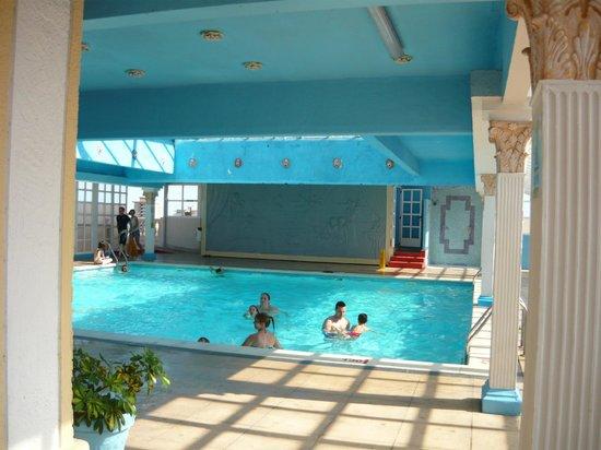 Magic Cristal Park Hotel: piscina
